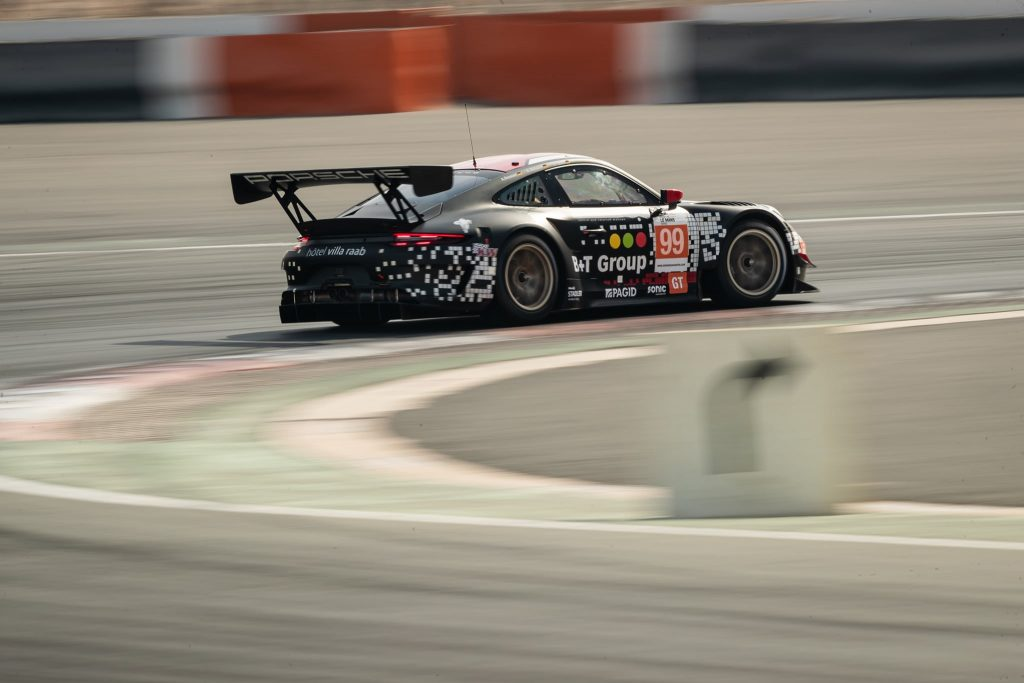Asian Le Mans Series: Porsche Customer Teams dominates Qualifying in GT Class