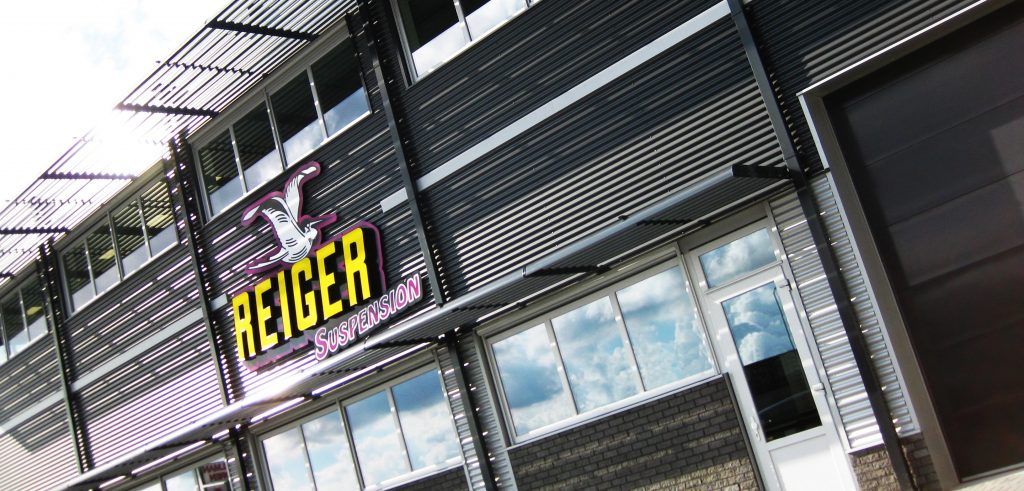 Reiger Racing Suspension, located in the Netherlands, becomes part of the KW automotive group